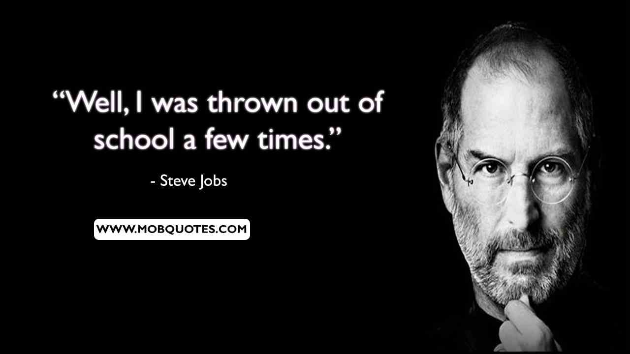Steve Jobs Business Quotes