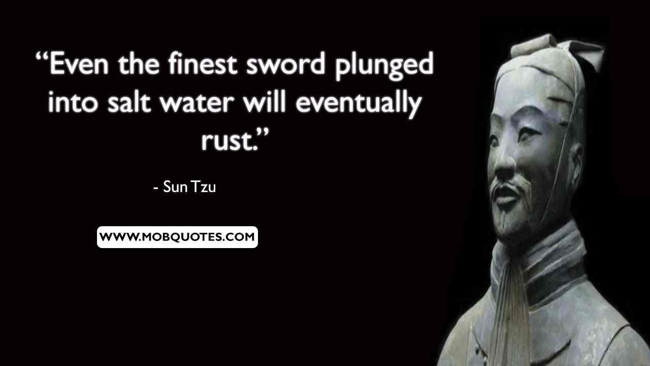 Sun Tzu Water Quote