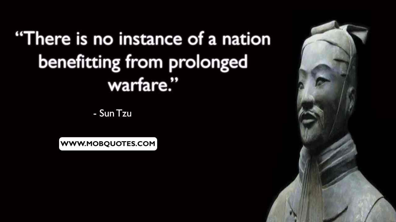 The Art of War Quotes Know Your Enemy