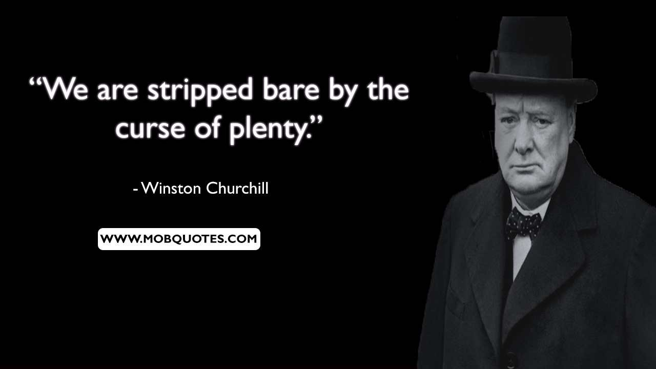 The Wicked Wit of Winston Churchill Quotes