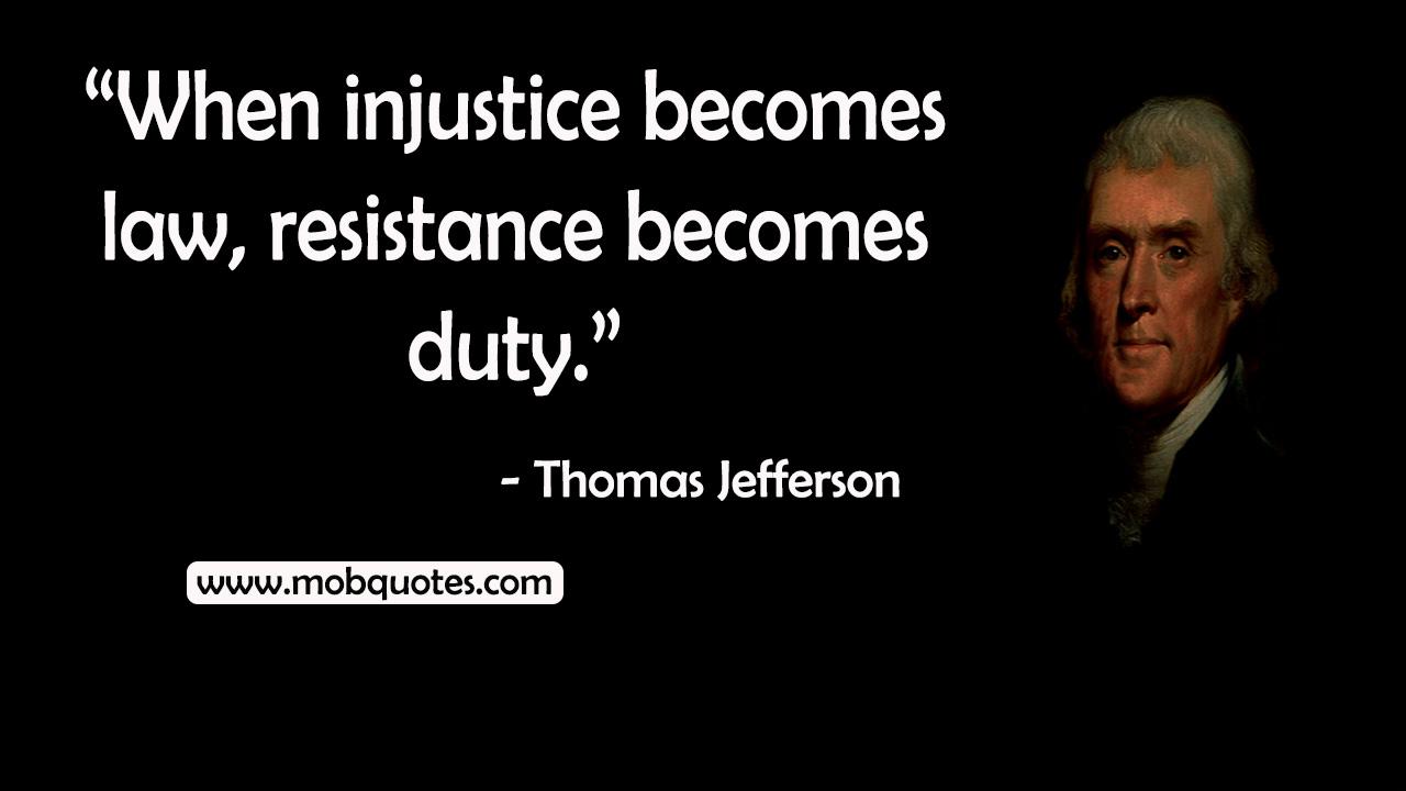 Thomas Jefferson inspirational quotes