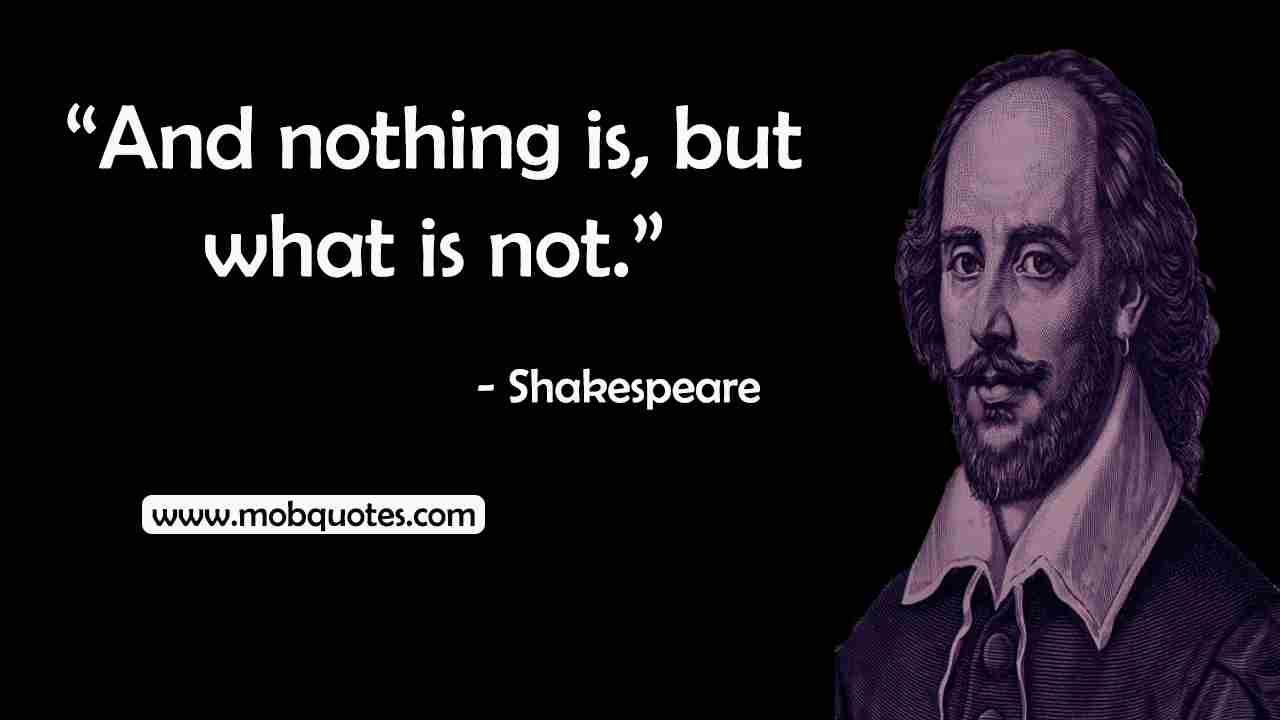 William Shakespeare inspirational quotes