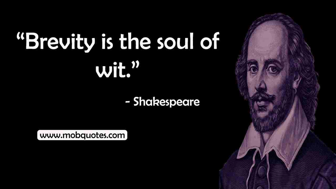 William Shakespeare quotes on success
