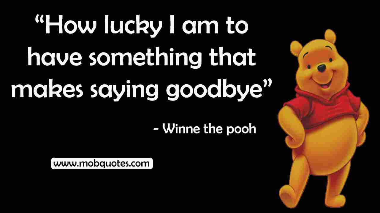 Winnie the pooh quote book