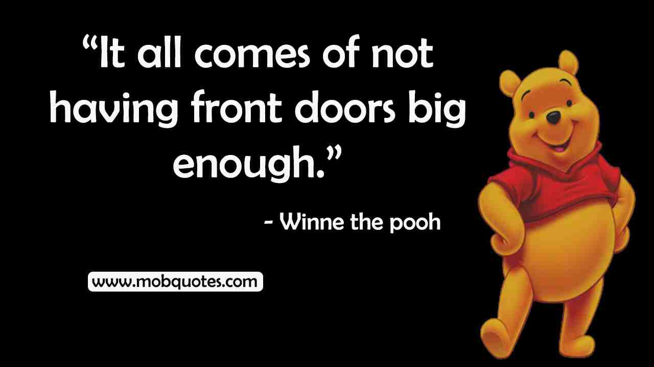 90 Best Winnie The Pooh Quotes And Sayings By A.A. Milne