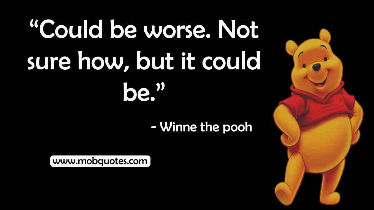 Winnie the pooh quotes oh bother