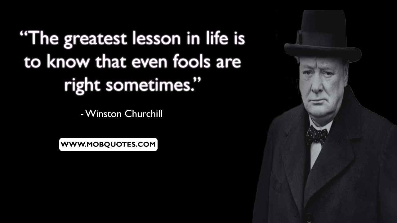 118 Most Famous Winston Churchill Quotes That Teach Us To Live
