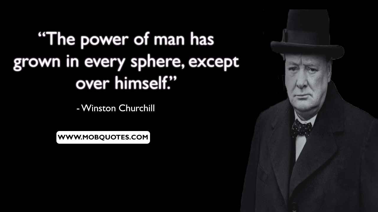 Winston Churchill Quotes Liberal