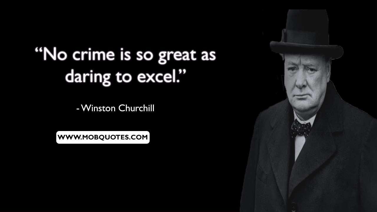 Winston Churchill Quotes ww2