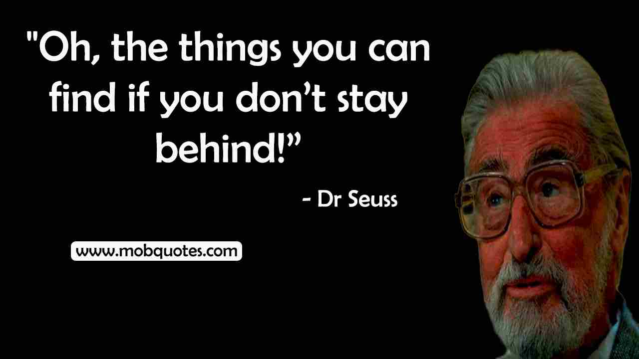 dr seuss quotes about learning