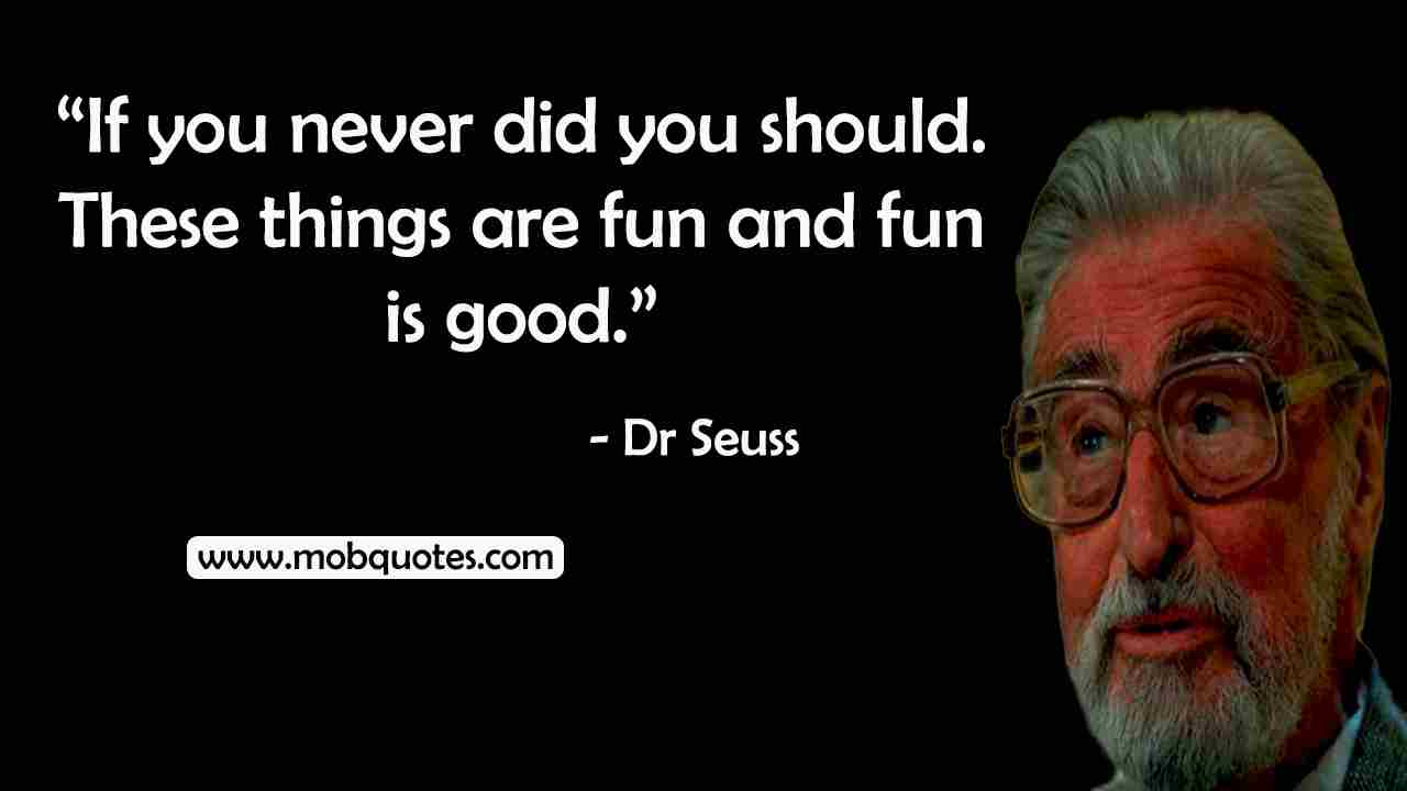 dr seuss quotes for kids