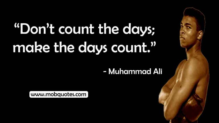 49 Most Famous Muhammad Ali Quotes of All Time
