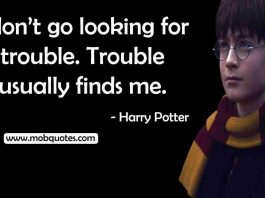 short harry potter quotes