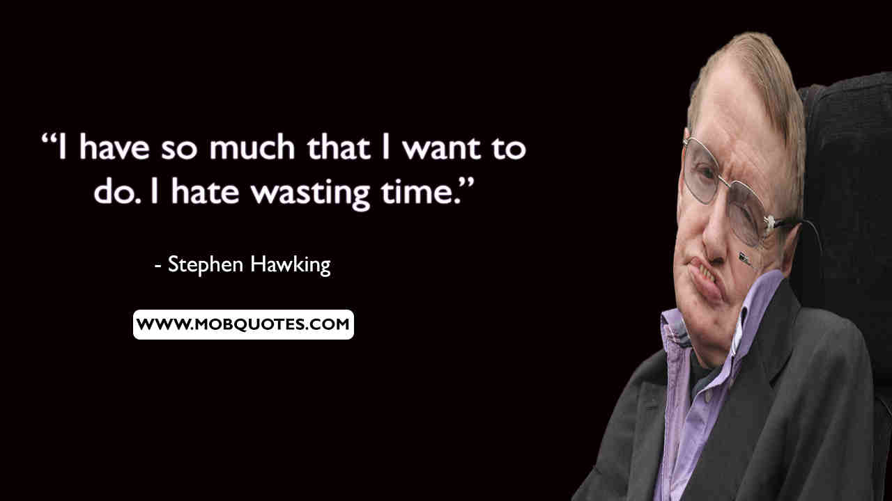 Stephen Hawking Quotes On Disability