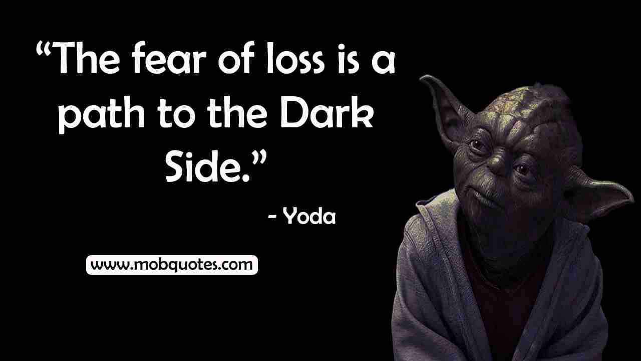 Yoda quotes on happiness
